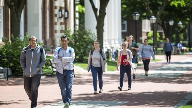 UD named of of the most beautiful colleges in the South