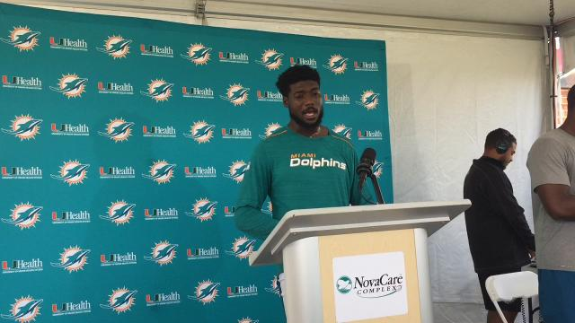 "Ex-Eagle Byron Maxwell: ""It was tough in Philly"""