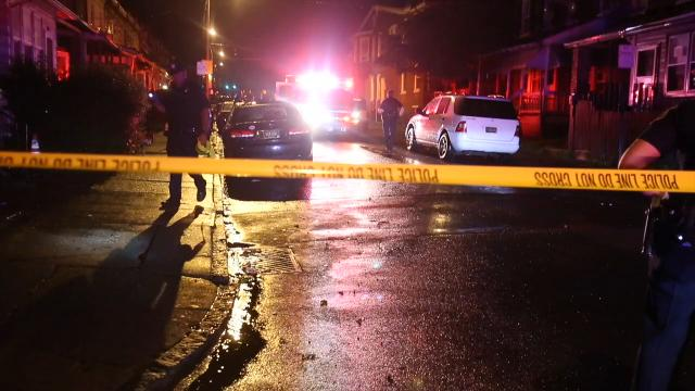 Overnight shootings in Wilmington leave three injured