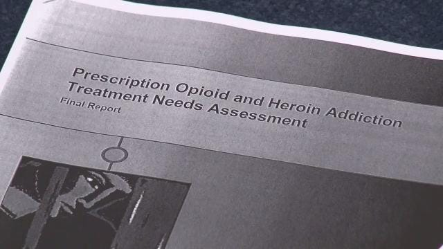 Plan released to tackle opioid, heroin addiction in Delaware
