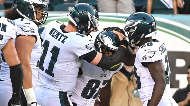 4-down territory: Previewing Eagles vs. Washington