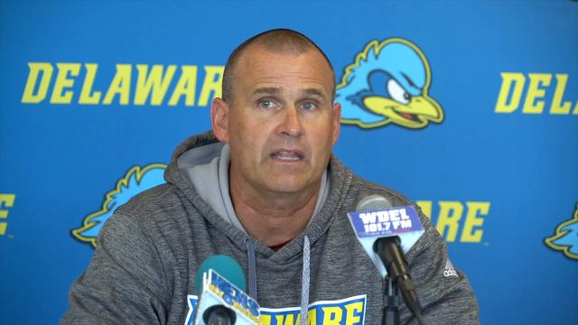 Rocco happy with fight team showed against Virginia Tech