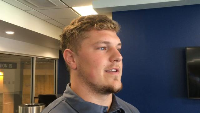 Charles Bell touts UD defensive qualities