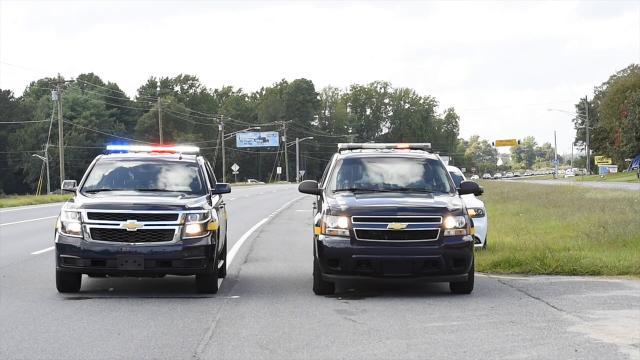 Serious crash involving school bus in Milton
