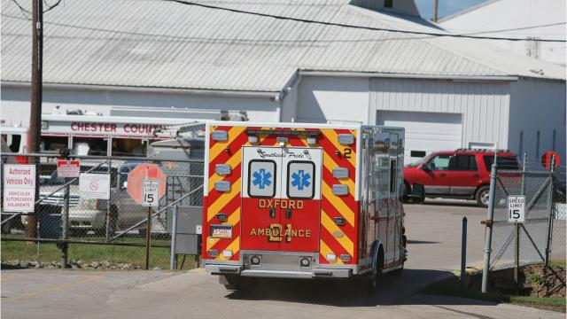 Chemical spill at Kennett Square mushroom farm