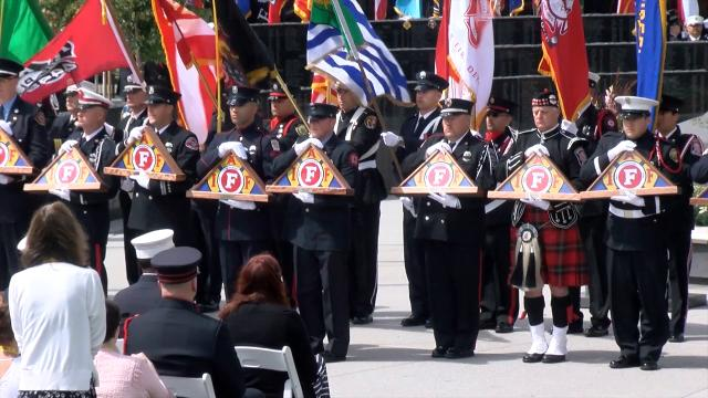 Wilmington Firefighters Still Grieving A Year After Canby Park