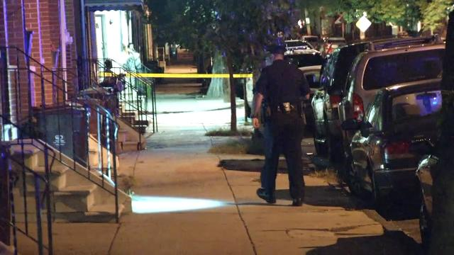 Man shot during attempted robbery in Wilmington