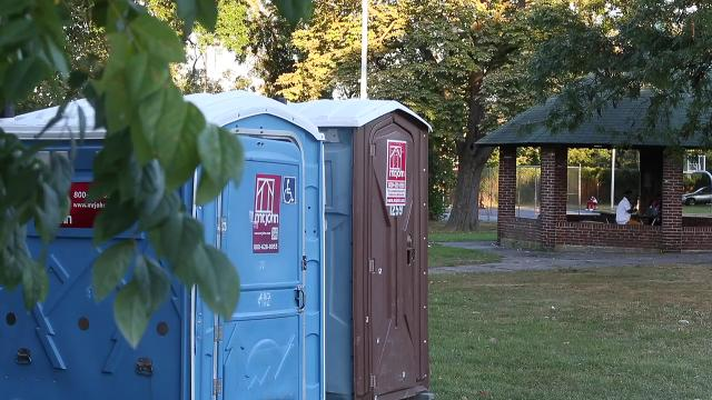 Arrest made in portable toilet death