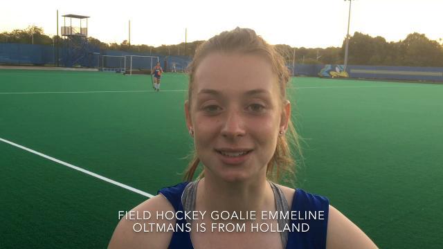 International student-athletes covet UD opportunity