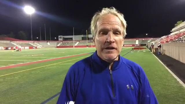 UD beat reporter Kevin Tresolini says Delaware's offense came to life in second half in time to beat Stony Brook, 24-20.