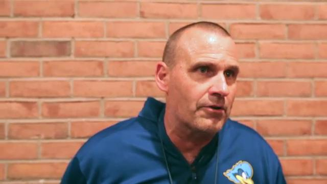 UD's Rocco: QB Caruso 'was best spark'