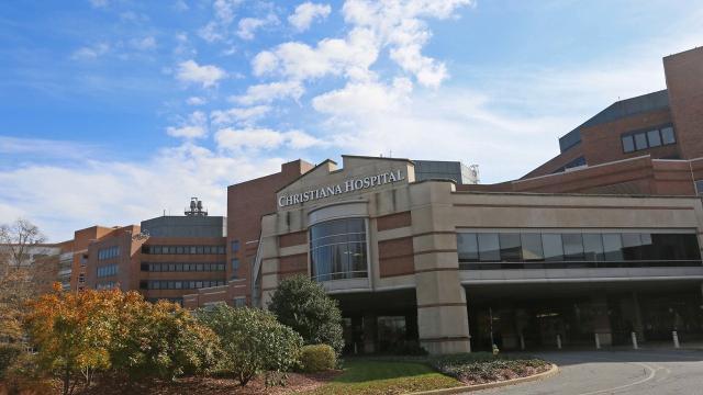 Christiana hospital breast center wilmington delaware