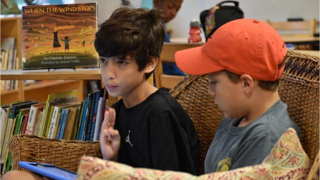 Montessori school expands to middle school