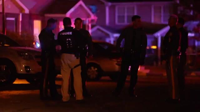 A teenaged boy was shot multiple times in the Brae Burn community Tuesday night.  10/18/17