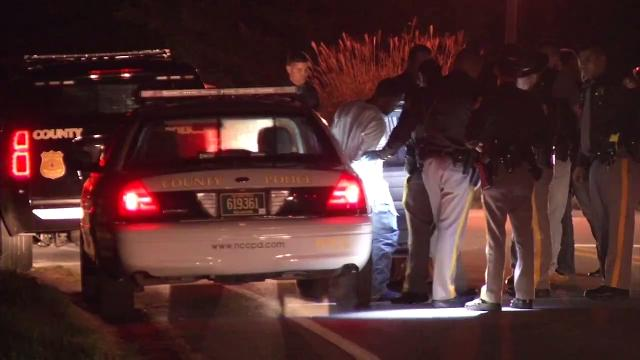 A manhunt for a person who police say shot five people in Maryland, killing three, and one man in Wilmington ended with his capture Wednesday night.  10/19/17