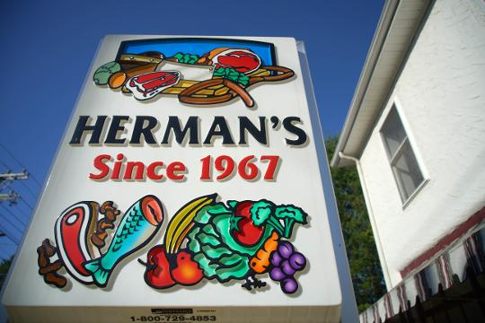 Herman's Quality Meat Shoppe is celebrating 50 years of providing quality meat to patrons of the family business in Newark now run by Christine Herman.