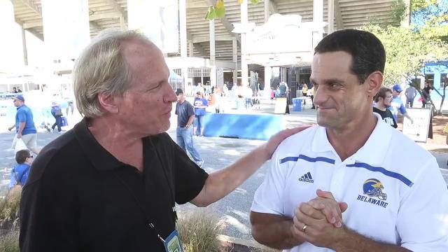 Tresolini previews Richmond matchup