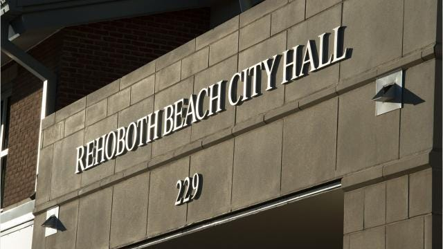 Rehoboth seeks clear title to City Hall land
