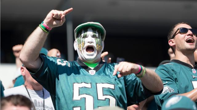 Should Washington fear Eagles' fans?