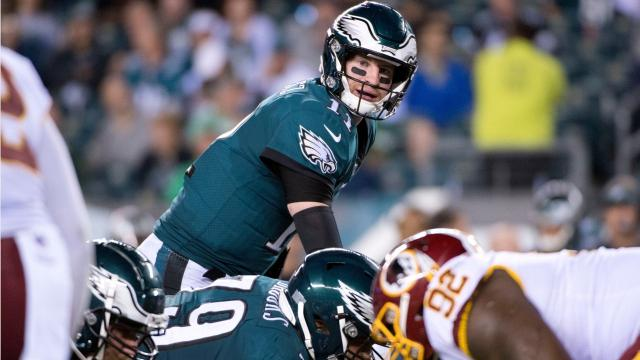 What can Wentz do for an encore?