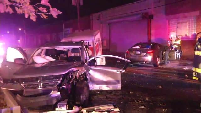 Head on crash in Wilmington kills one, injures four more