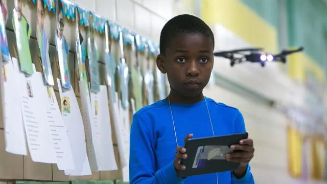 Drones teach students math and coding