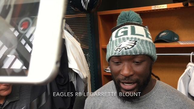 Ajayi, Blount on Eagles' RB plans