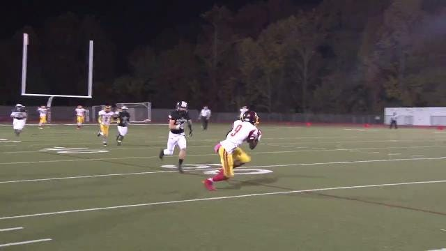 Grinnell hits Keishawn Jones on long pass