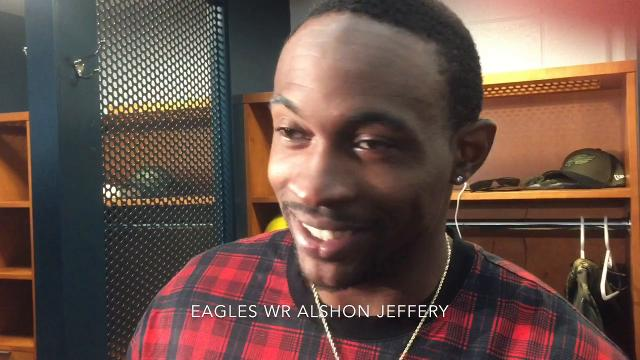 Ajayi, Wentz, others on Eagles' win