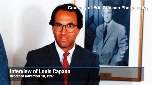 Evidence: Prosecution interviews Louis Capano Jr.