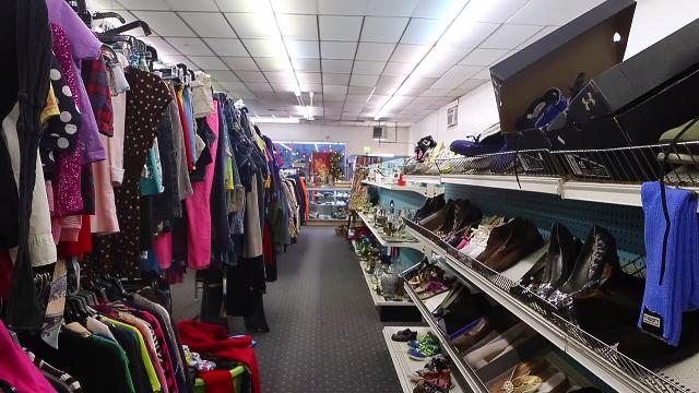 Local thrift shop owner remembers his passion for the business