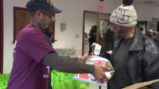 Turkey drive continues for the 35th year