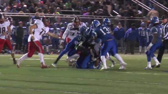 Middletown forces, recovers fumble