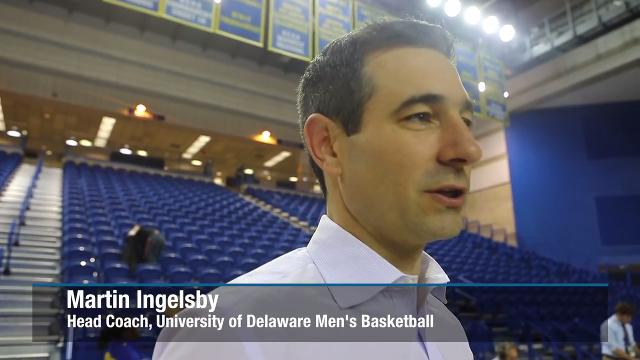 UD's Ingelsby: 'Yale fun to watch'