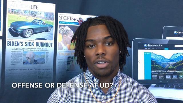 Middletown's Kedrick Whitehead eyes title game, UD career