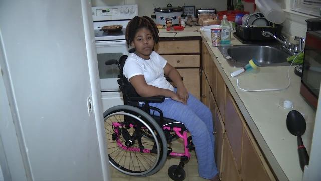 New Castle County Police are investigating the theft of a walker used by a 10-year-old girl suffering from cerebral palsy.  12/5/17