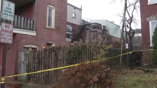 Police believe the 29-year-old victim was investigating a noise coming from the rear of his residence when he was fatally shot.  12/5/17