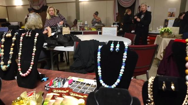 The 8th annual Wilmington in Transition Local, Sustainable Food & Gift Fair was held this Sunday at Silverside Church. The fair highlights local vendors who sell earth friendly, sustainable goods.