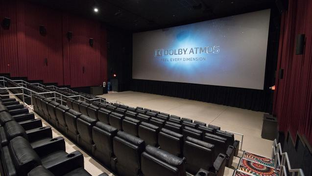 Rehoboth movie theater gets big screen and even bigger sound