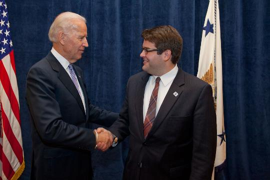 UD grad finds path to public service with Joe Biden