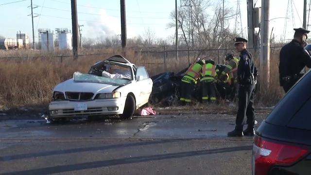 Multi-vehicle crash in Wilmington kills woman