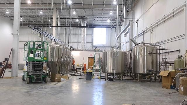 Midnight Oil Brewing Company is a new brewery opening in the Glasgow area