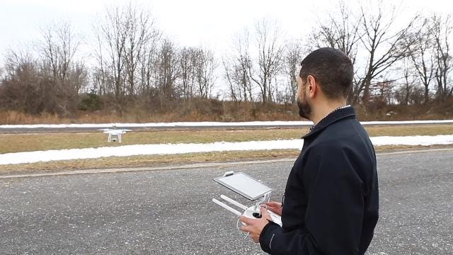 Local drone business gives flight to new careers
