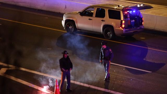 Pedestrian fatally struck on I-95 south in Wilmington