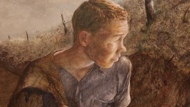"""George """"Frolic"""" Weymouth helped found the Brandywine Conservancy and Brandywine River Museum of Art more than 50 years ago. His art has hung on the walls there, but now gets another, centerpiece treatment nearly two years after his death."""