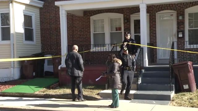 Two found dead in Brandywine Village home
