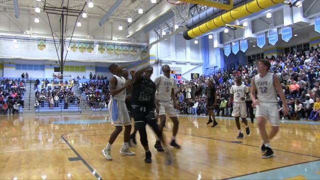 Cape Henlopen handles the pressure in their win against Sussex Tech