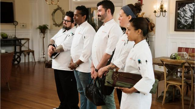 "This year's Celebrity Chefs' Brunch at the DuPont Country will feature several past and present contestants from the popular ""Top Chef"" TV series."
