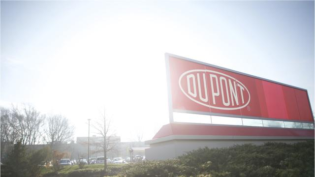 Up to 150 DowDuPont employees to transfer to Delaware