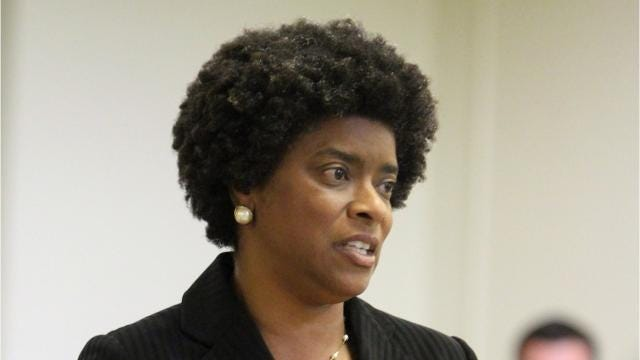 Wilmington Treasurer Velda Jones-Potter is hoping to secure an over $20,000 raise for the new fiscal year, according to a written request obtained by The News Journal. 
